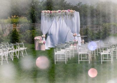 Гранд Плаза - Оформление свадебного зала