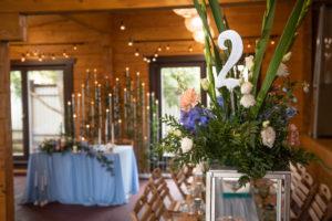 Вуден Плаза - Оформление свадебного зала
